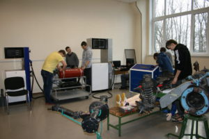 Материально-техническое обеспечение и оснащенность образовательного процесса