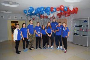 XIII слет Санкт-Петербургского движения добровольцев