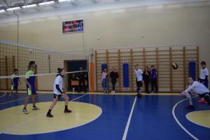 Результаты городской спартакиады по волейболу.