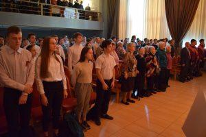 В рамках празднования 74-й годовщины Великой Победы в СПб ГБ ПОУ «Малоохтинский колледж» состоялись следующие мероприятия: