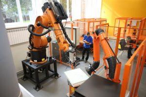 Торжественное открытие второй образовательной площадки и «Центра «Отраслевых инженерных, цифровых и роботизированных технологий»- «Казанская, 3»