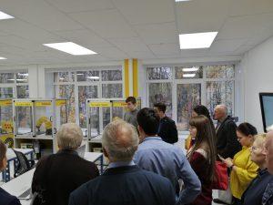 Представители Ассоциации промышленных предприятий СПБ посетили колледж