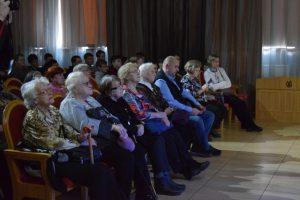 Памятный концерт «Непокоренный Ленинград»