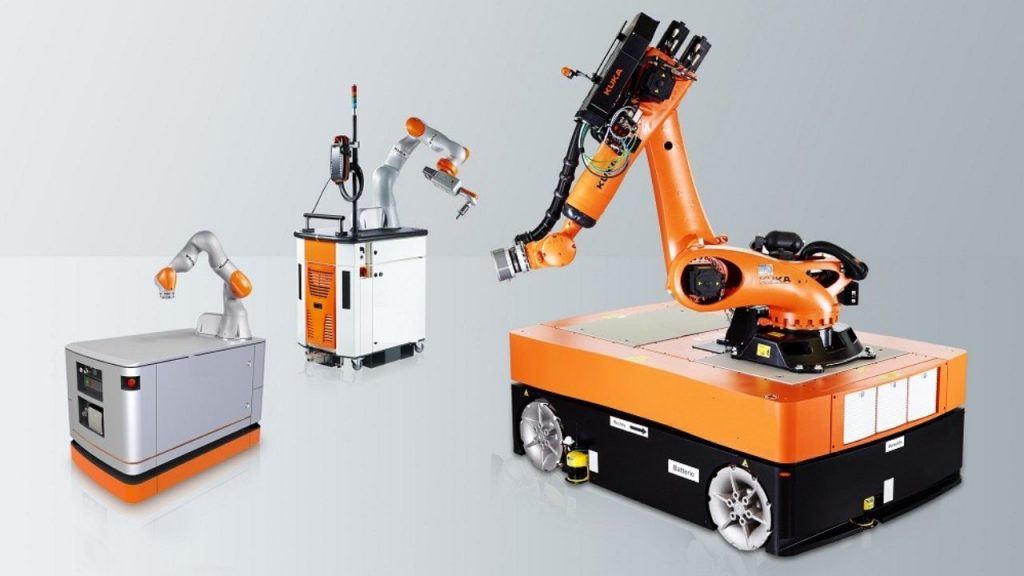 Мобильная робототехника