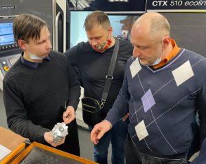Рабочая встреча предпринимателей Красногвардейского района с руководством Малоохтинского колледжа при участии общественного совета и представителей администрации.